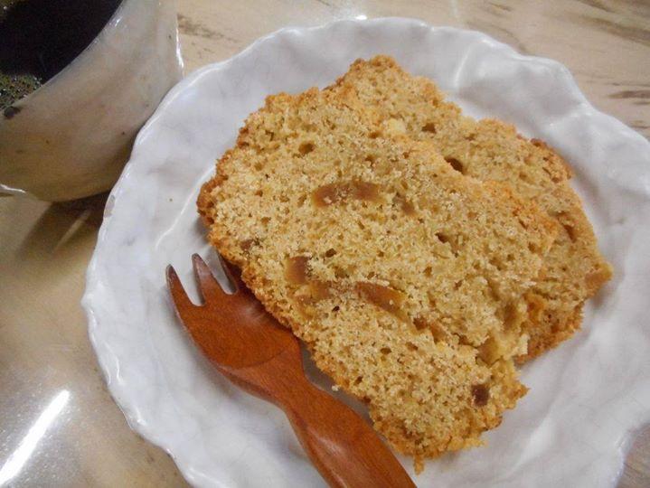 『甘夏ピールの甘酒パウンドケーキ』