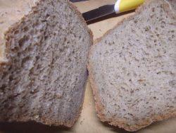 『大根菜パン』